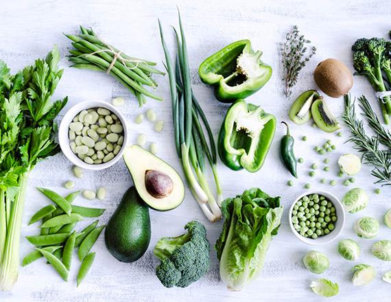 dieta verde cibi verdi - findus