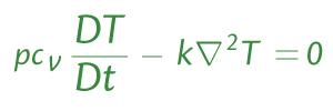 Equazione di Fourier