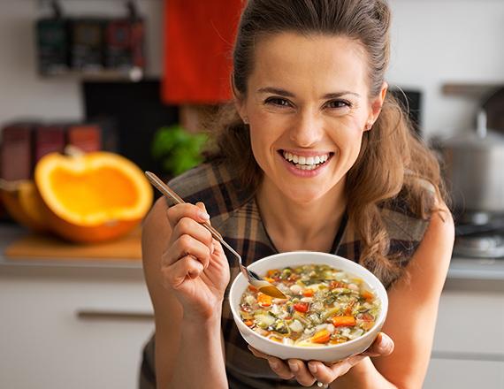 Benefici del minestrone – proprietà benefiche del minestrone