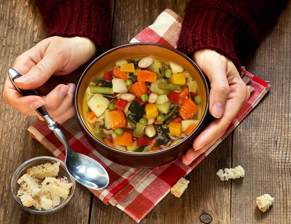 Minestrone invernale – come fare un minestrone invernale