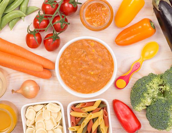 Minestrone per bambini – come far mangiare il minestrone ai bambini