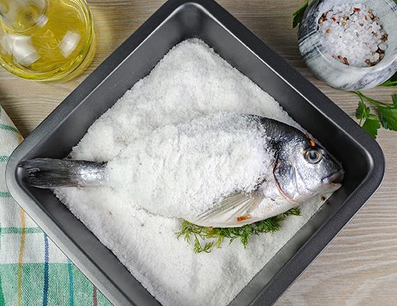 Come cucinare il pesce al sale – come si cucina il pesce al sale