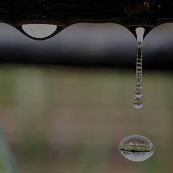 Irrigazione a Goccia - Findus Green Camp
