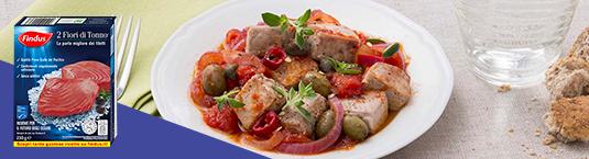 spezzatino di tonno alla siciliana - Findus