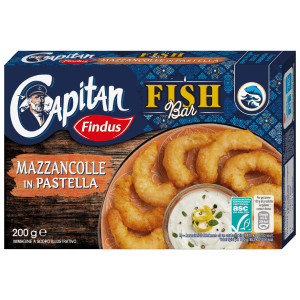 Mazzancolle Pastellate Fishbar - Findus