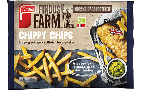 Chippy Chips - Findus Farm
