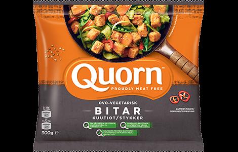 Pakningsbilde Quorn biter (ovo-vegetar)