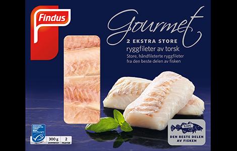 Gourmet torskeloin (pakningsbilde)