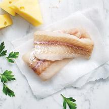 Hvit fiskefilet (lite bilde)