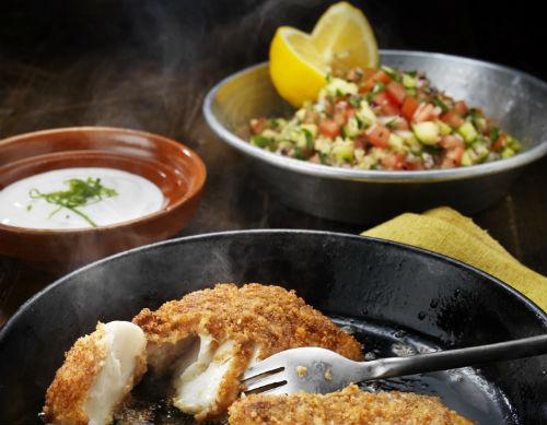 laga mat från mellanöstern