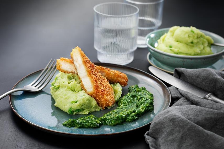 Findus panerade fisk kan rädda många måltider.