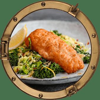 Fish & Crisp Gourmetfiléer