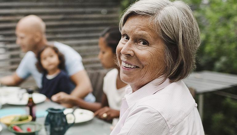 GoVital är proteinrika enportionsrätter är komponerade utifrån goda smaker, tilltalande utseende, näringsinnehåll och variation för seniorer.