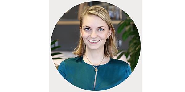 Maria Svantemark - CSR Manager