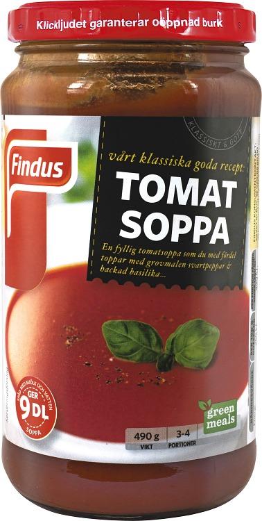 tomatsoppa i burk