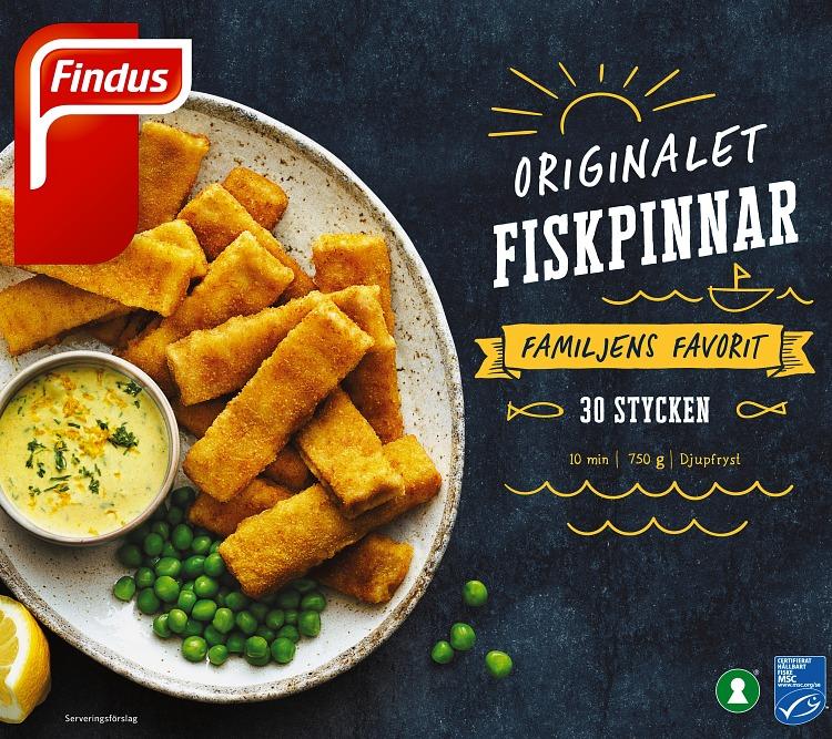 Fiskpinnar, MSC