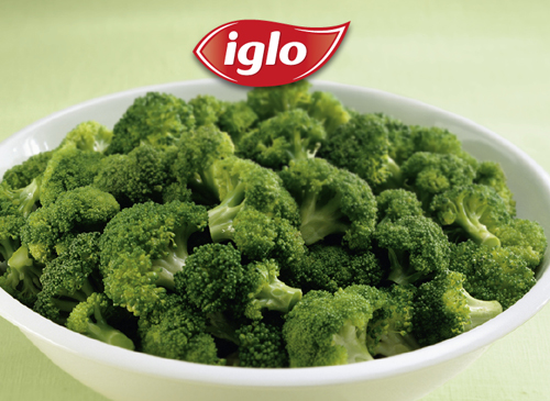 Broccoli-Röschen