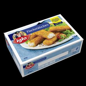 Käpt´n Iglo Fischstäbchen 5kg