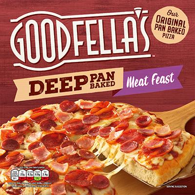 Deep Pan Meat Feast