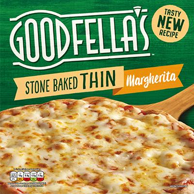 Stonebaked Thin Margherita