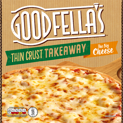 Goodfella's Thin Takeaway The Big Cheese