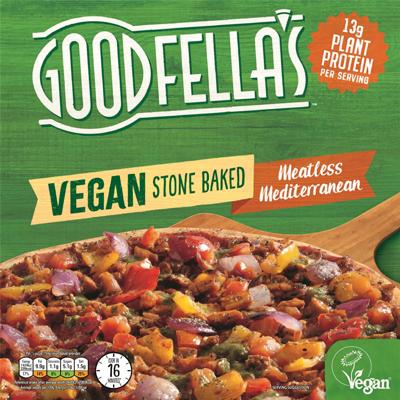 Goodfellas Vegan Meatless Mediterranean