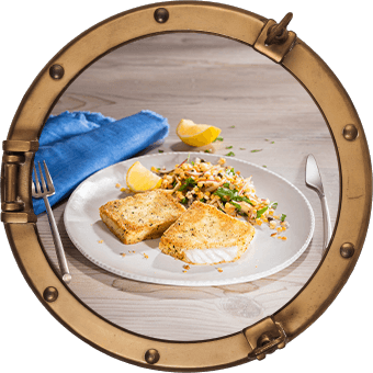 Iglo Backfisch Zitrone