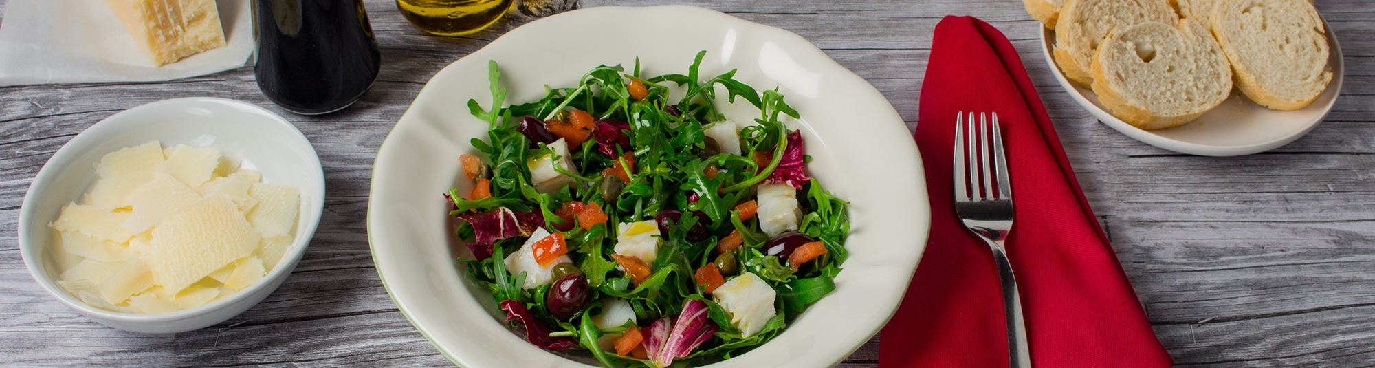 Iglo Mediterraner Fischsalat