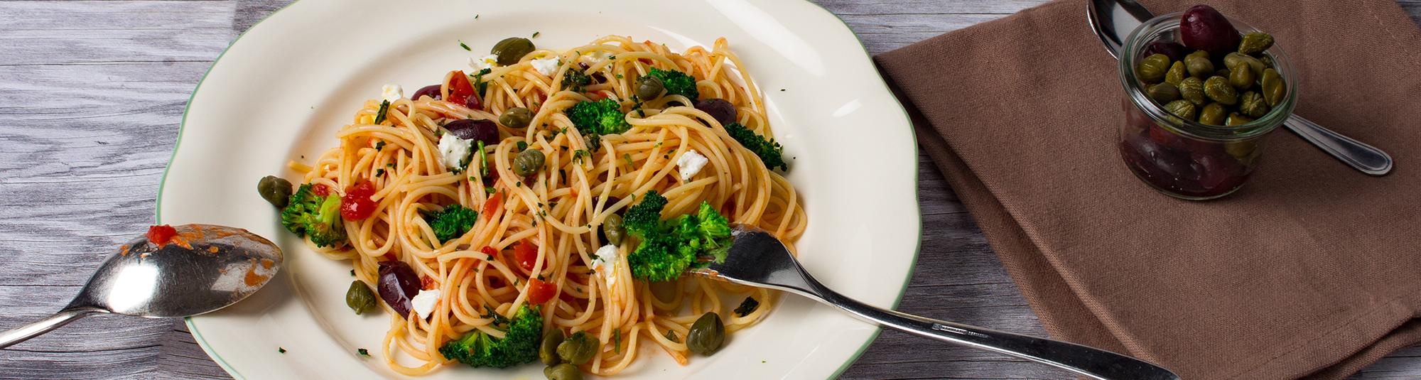 Iglo Spaghetti mit Broccoli