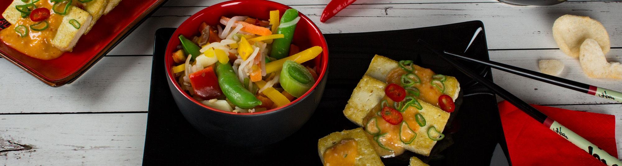 Iglo Wok Gemüse Salat