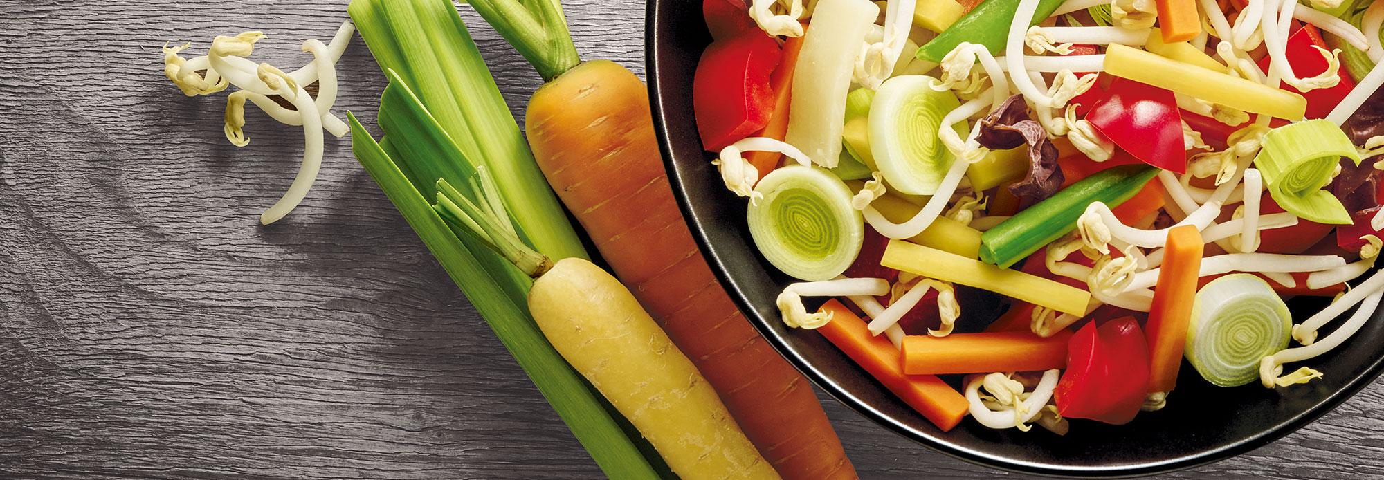 Iglo Wok-Gemüse