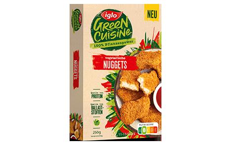 Green Cuisine Vegetarische Nuggets