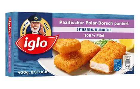 msc pazifischer polar dorsch paniert packshot