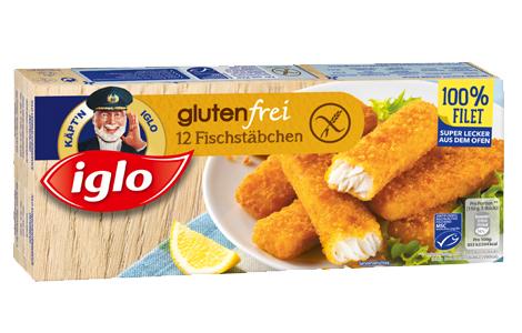 Fischstäbchen Glutenfrei
