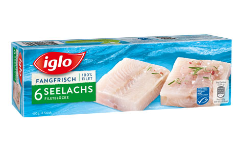 Iglo MSC Seelachs