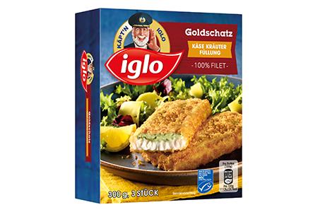 Iglo Goldschatz Käse
