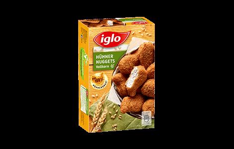 Hühner Vollkorn Nuggets