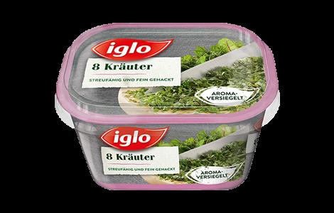 Iglo 8 Kräuter
