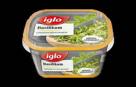 Iglo Basilikum