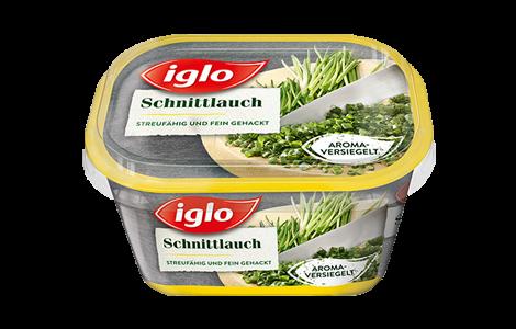Iglo Schnittlauch Verpackung