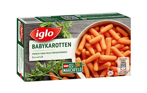 Iglo Babykarotten