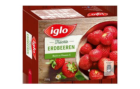 iglo dmy erdbeeren
