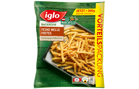 Feine Welle 1300g Verpackung