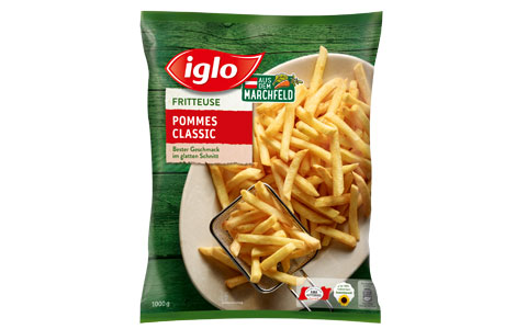 Iglo Pommes Classic