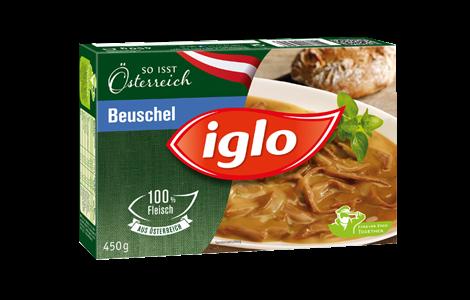 Iglo Beuschel Verpackung