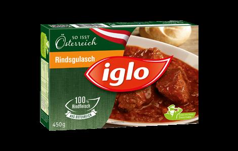 Iglo Rindsgulasch