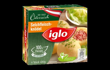 Iglo Selchfleischknödel