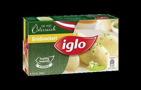 Iglo Grießnockerl