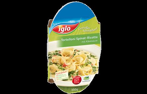 Iglo Tortelloni Spinat-Ricotta