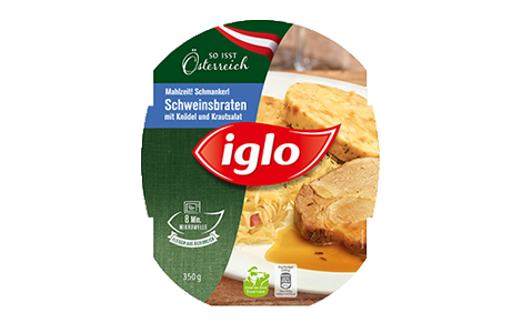 Iglo Schweinsbraten